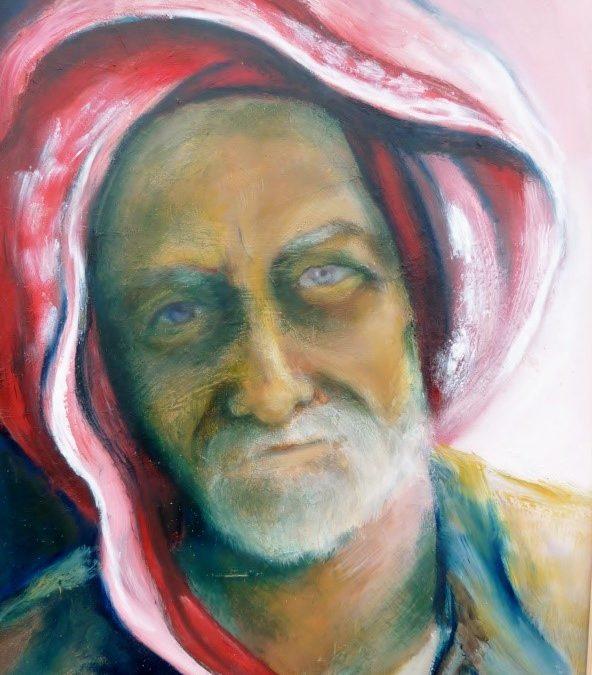 'Wees het oog van de wereld' met Cathien Steen