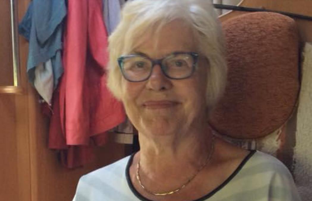Piety van den Berg (83) lag met corona in het ziekenhuis 'Ik dacht dat ik dood ging'